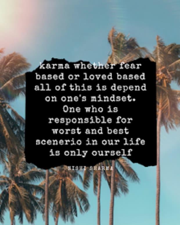 karma-depends-on-your-mindset