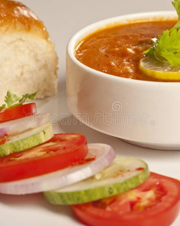 pav-bhajiindian-food