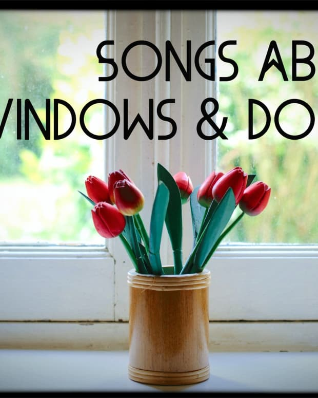 best-songs-about-windows-and-doors