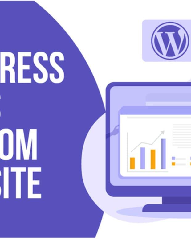 using-a-wordpress-website-vs-creating-a-custom-one