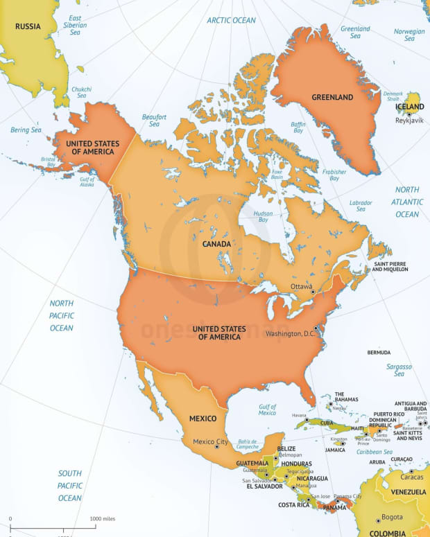 north-america-is-the-third-largest-continent-in-the-world
