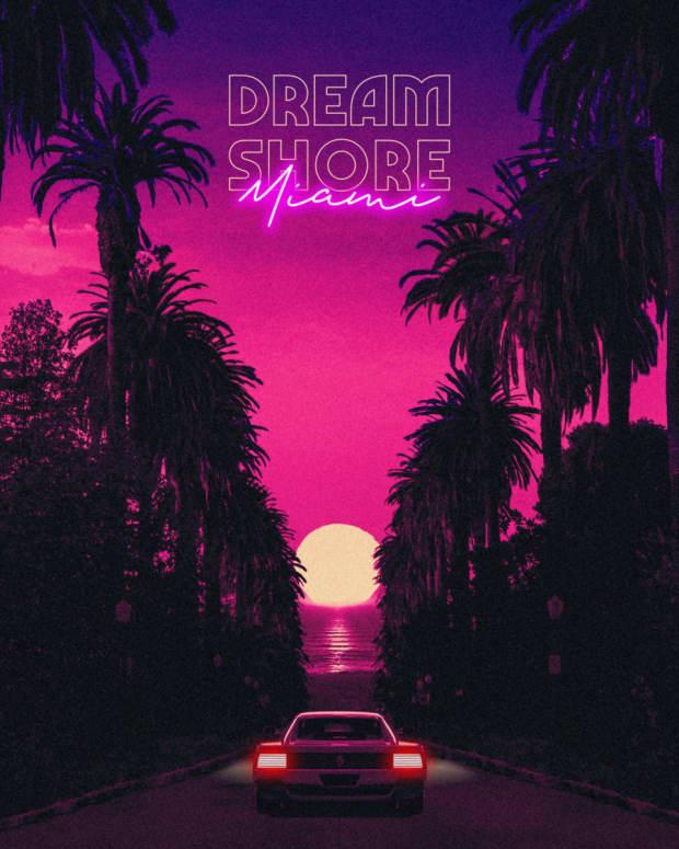 synth-album-review-miami-by-dream-shore