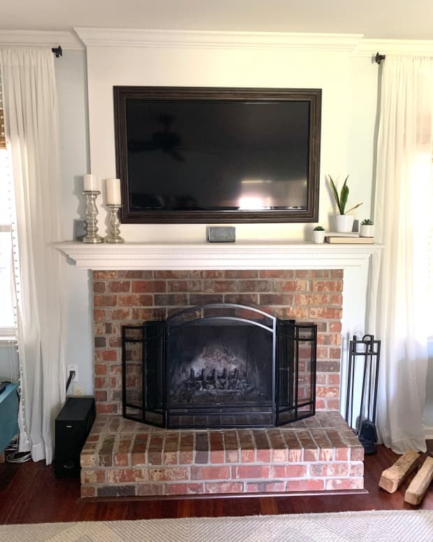 how-to-makeover-and-update-your-fireplace-in-one-day