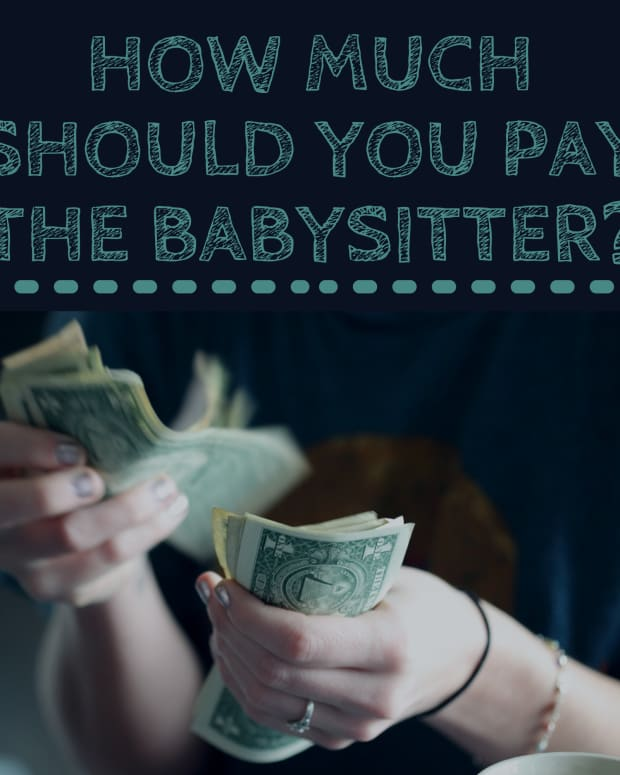 how-much-to-pay-a-babysitter