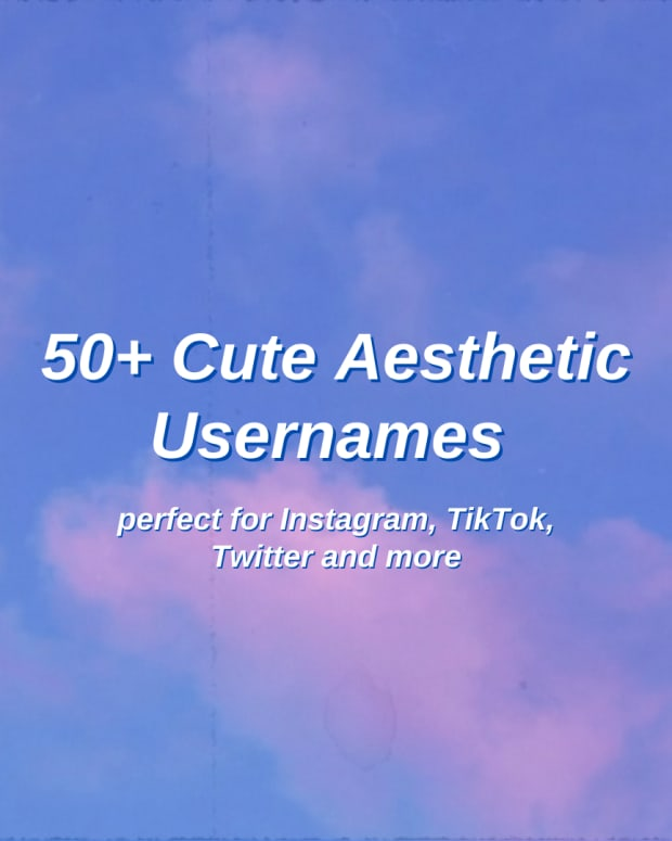 cute-aesthetic-usernames