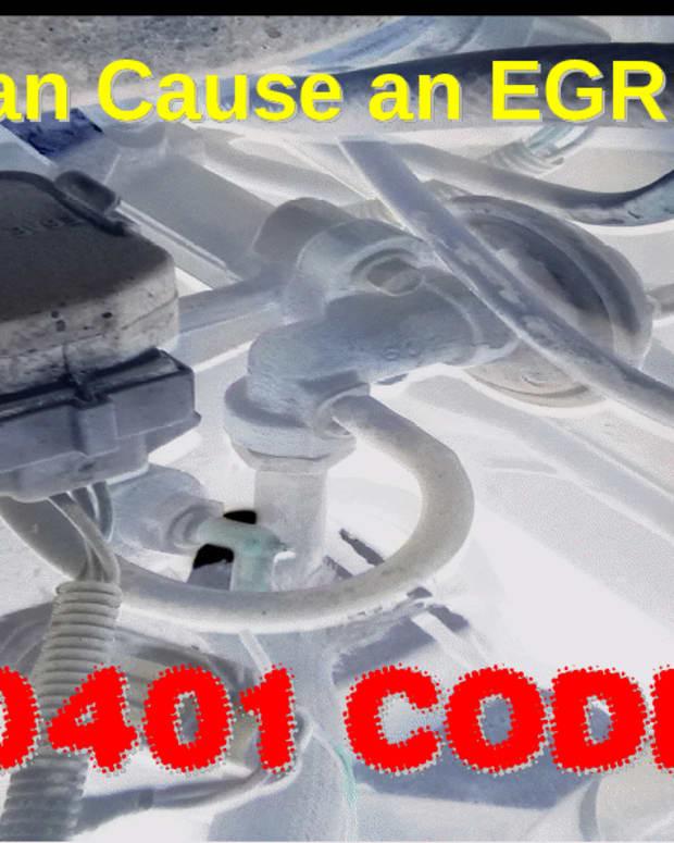 p0401代码 - 原因