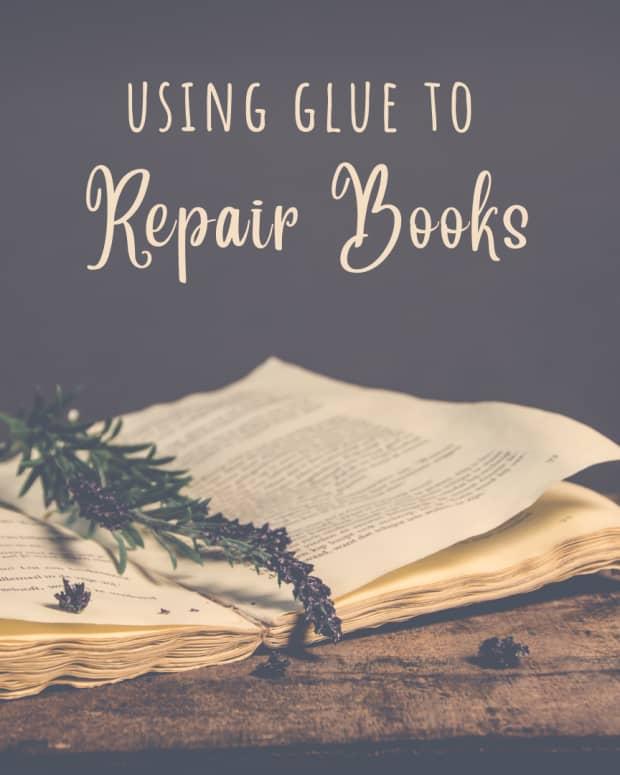 repair-a-book-with-glue