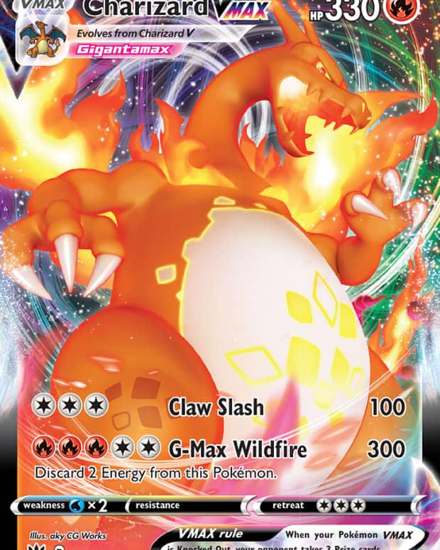 best-vmax-pokemon-cards