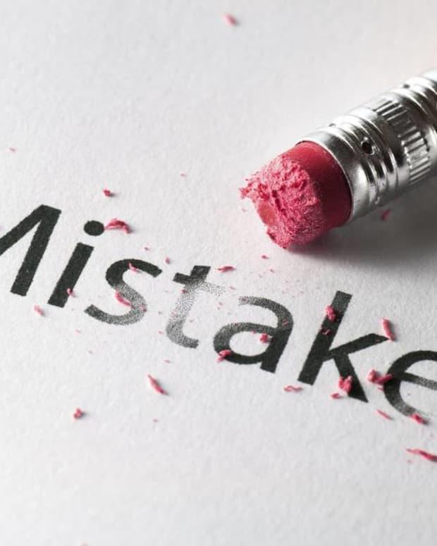 minor-mistakes