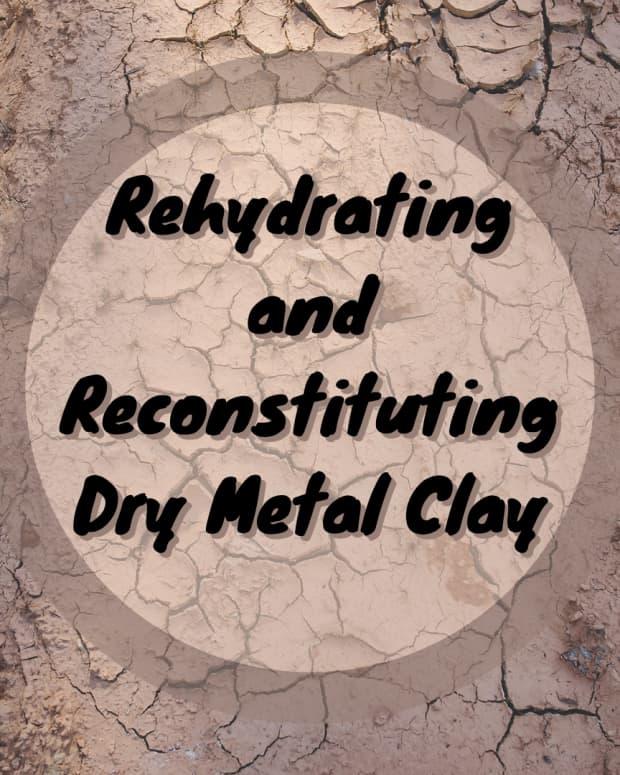reconstituting-dry-metal-clay