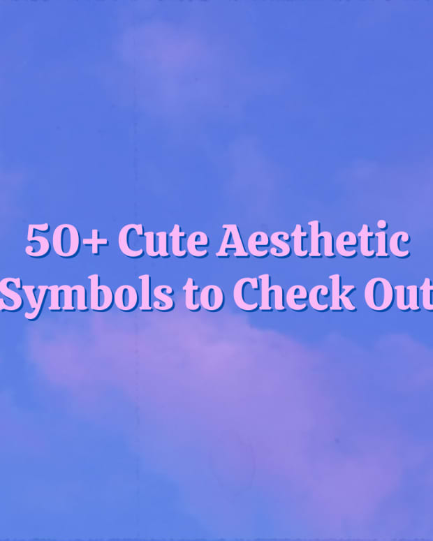 cute-aesthetic-symbols
