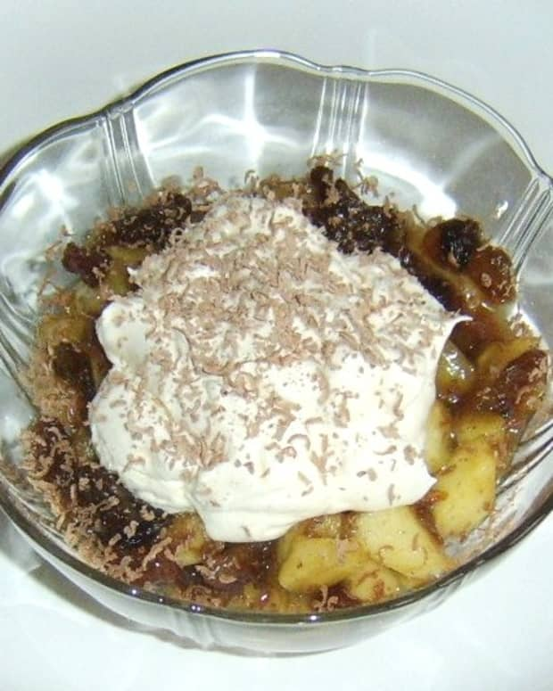 apple-dessert-recipes-for-one-person