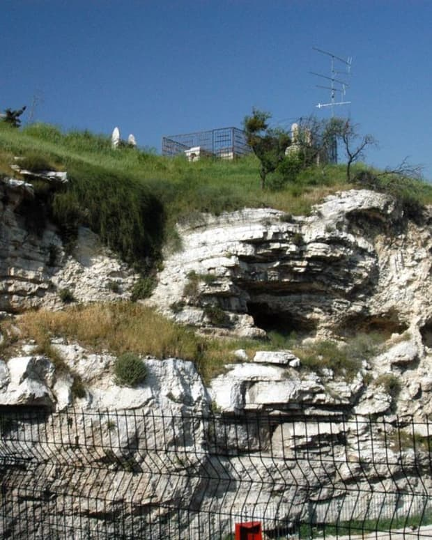 Golgotha: the Place of the Skull