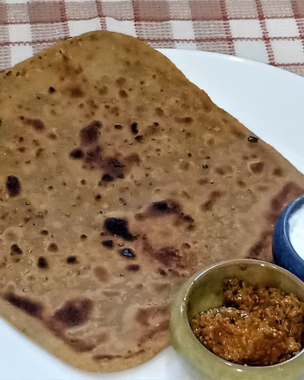 ajwain-paratha-recipe