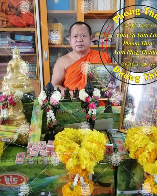 history-of-buddhism-in-thai-land