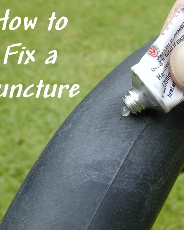 repairing-a-bicycle-puncture