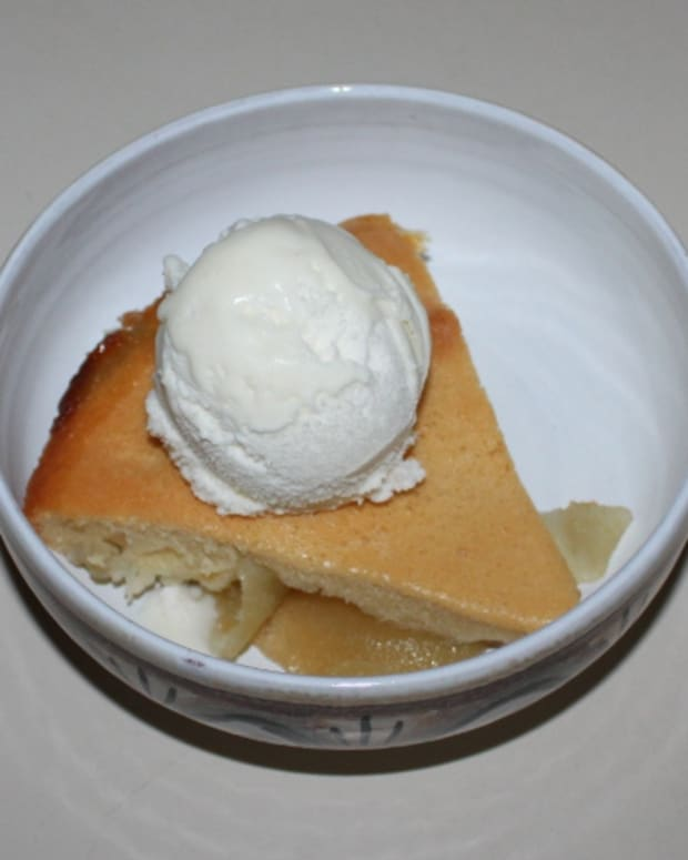 how-to-make-apple-sponge-pudding-dessert-recipe