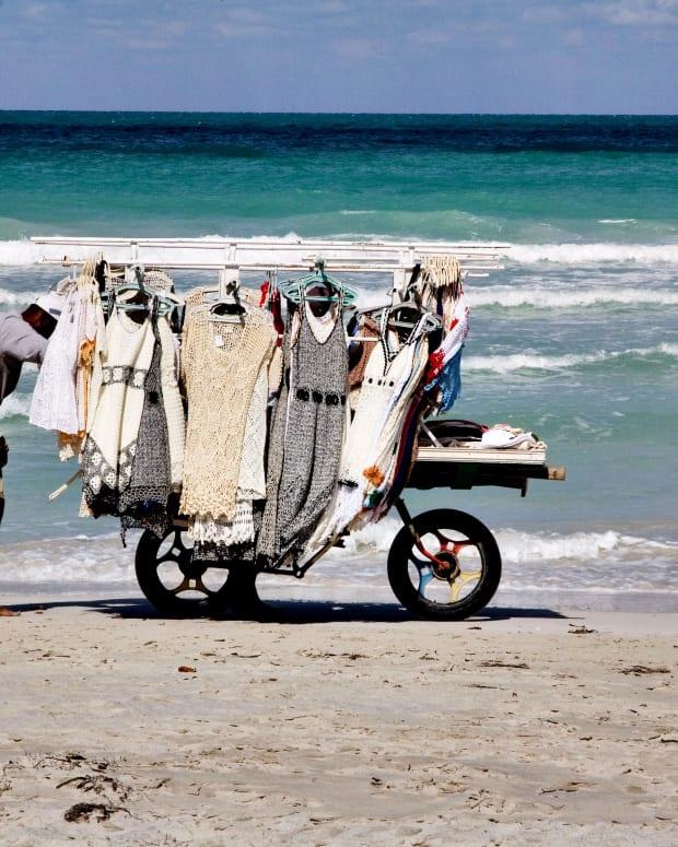 海滩Bum-业务 - 想法