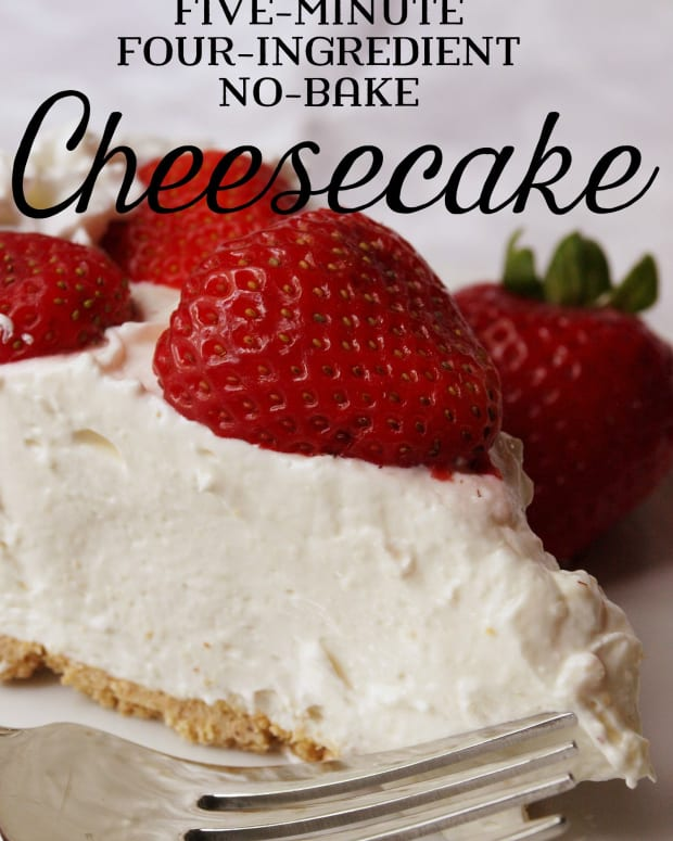 best-4-ingredient-cheesecake