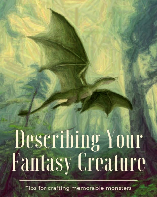 how-to-describe-a-fantasy-creature