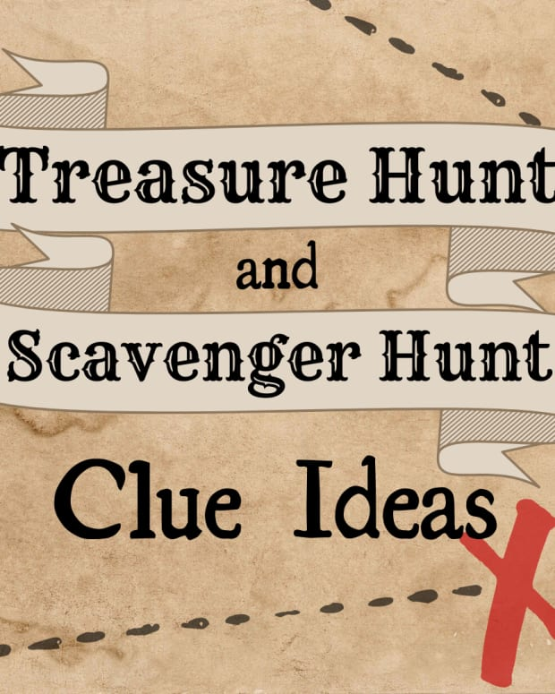best-scavenger-hunt-clue-ideas
