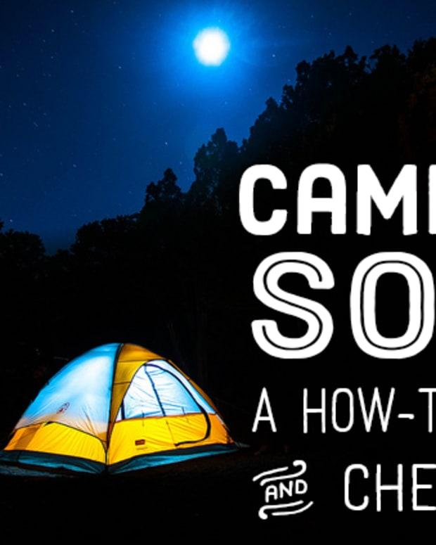 campingalone