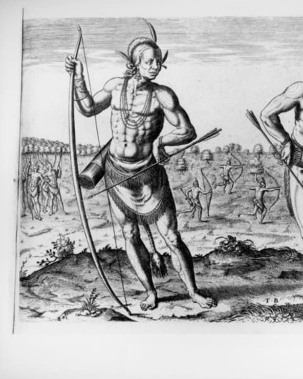 the-chesapeake-indians-and-powhatans-prophecy