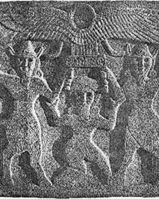 the-role-of-women-in-the-epic-of-gilgamesh