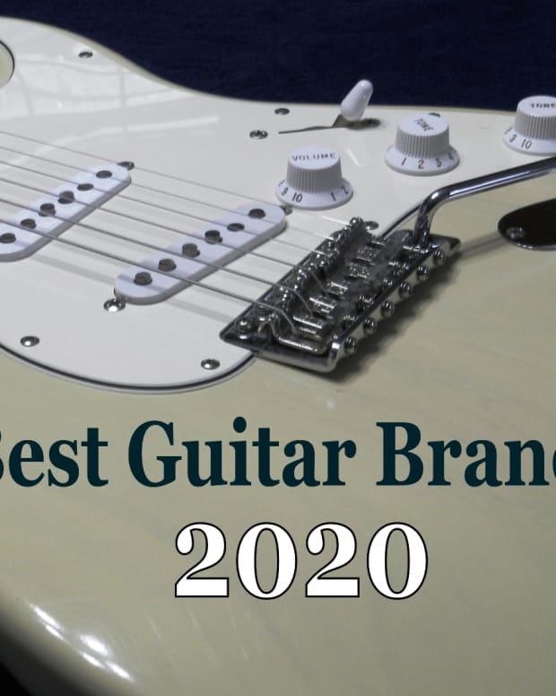 best-electric-guitar-brands