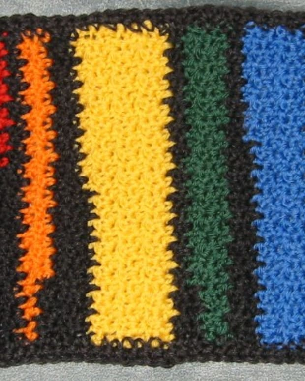 how-to-crochet-an-easy-crochet-baby-blanket