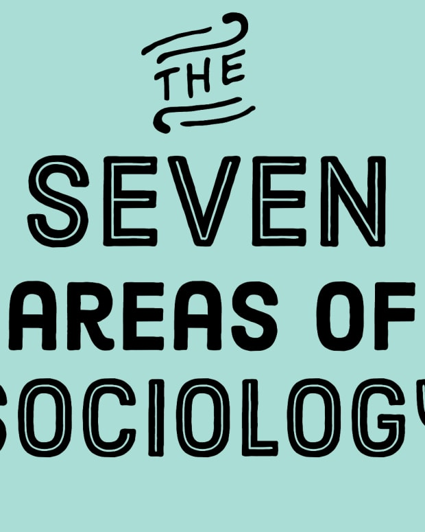 areas-of-sociology