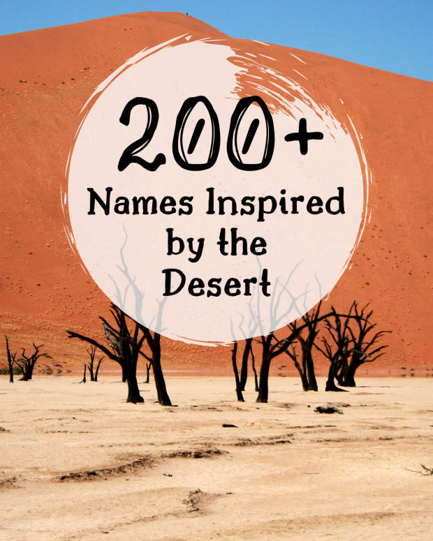 desert-inspired-names