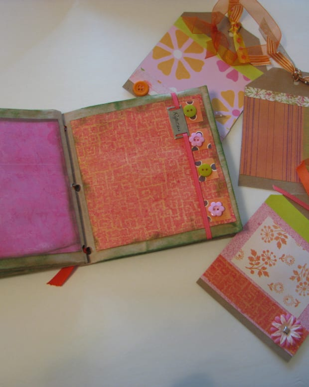 how-to-make-a-paper-bag-scrapbook