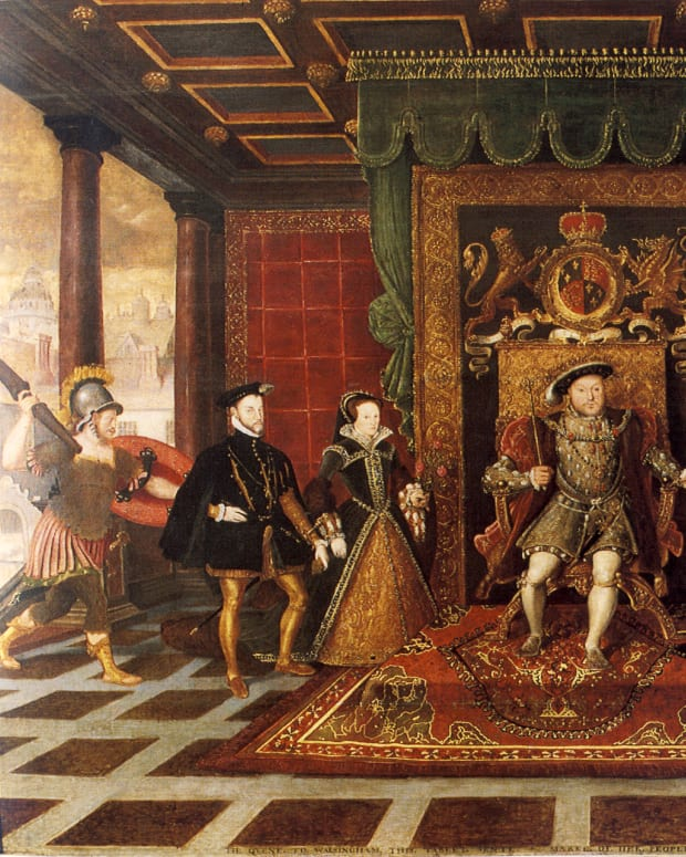 the-tudors-a-brief-history
