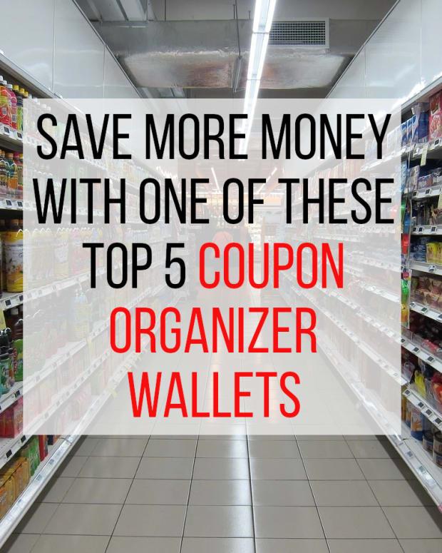 买入最佳优惠券组织者 - 钱包 - 在线 - 包括钱包大小