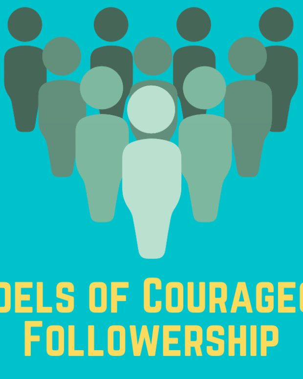 领导 - 在-21世纪 - 勇敢的追随者的理论