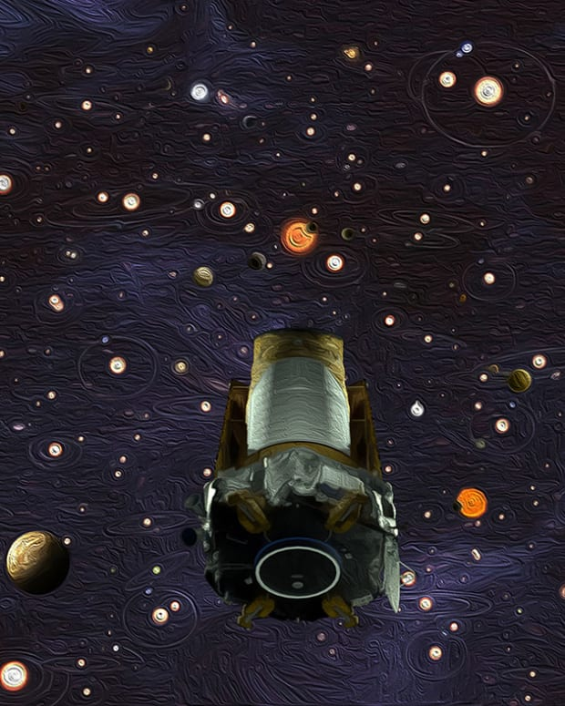 the-development-of-the-kepler-space-telescope