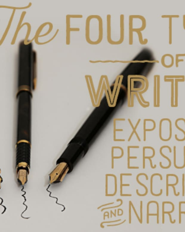 four-types-of-writing