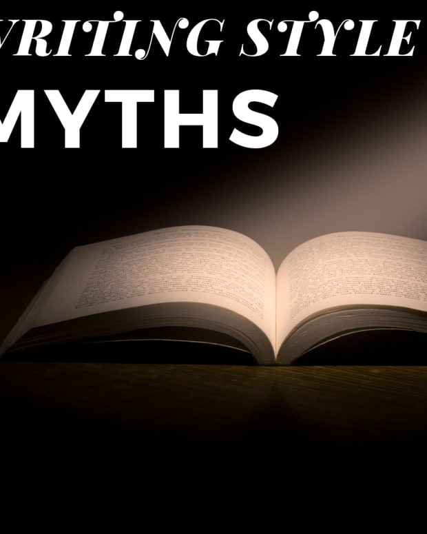 writing-style-myths