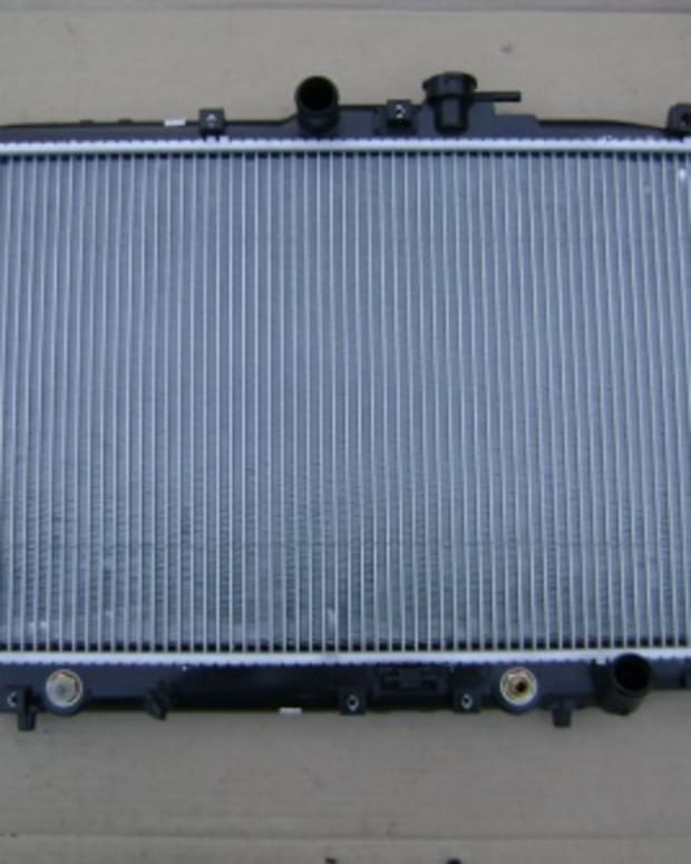 honda-accord-acura-cl-radiator-replacement