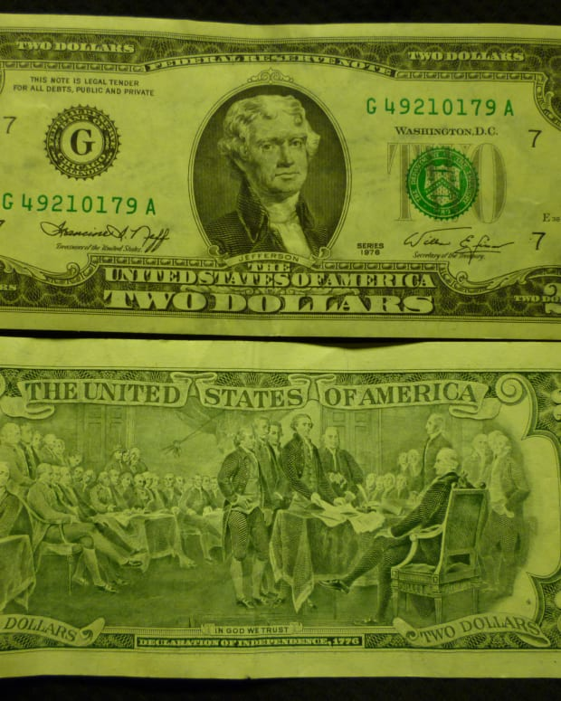 value-of-two-dollar-bills