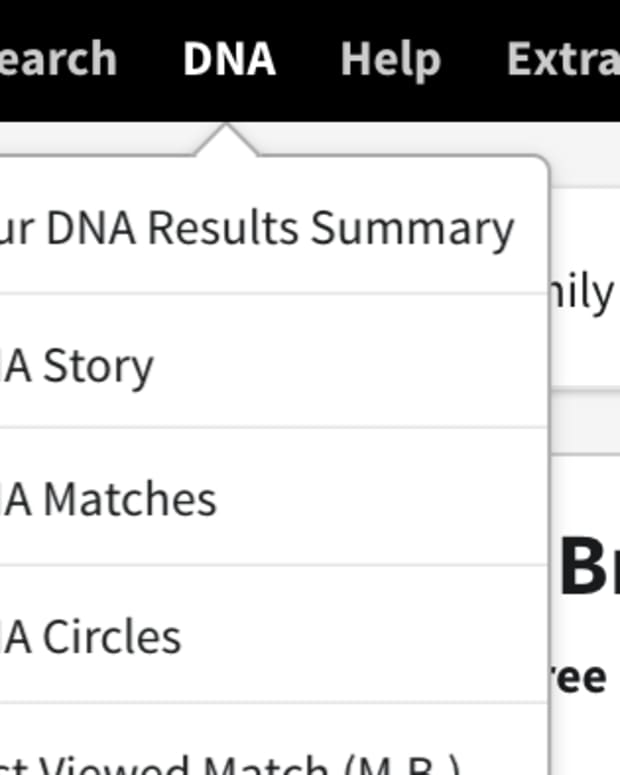 link-dna-to-family-tree
