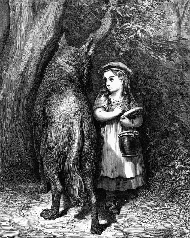 angela-carters-the-company-of-wolves-as-folktale-variation
