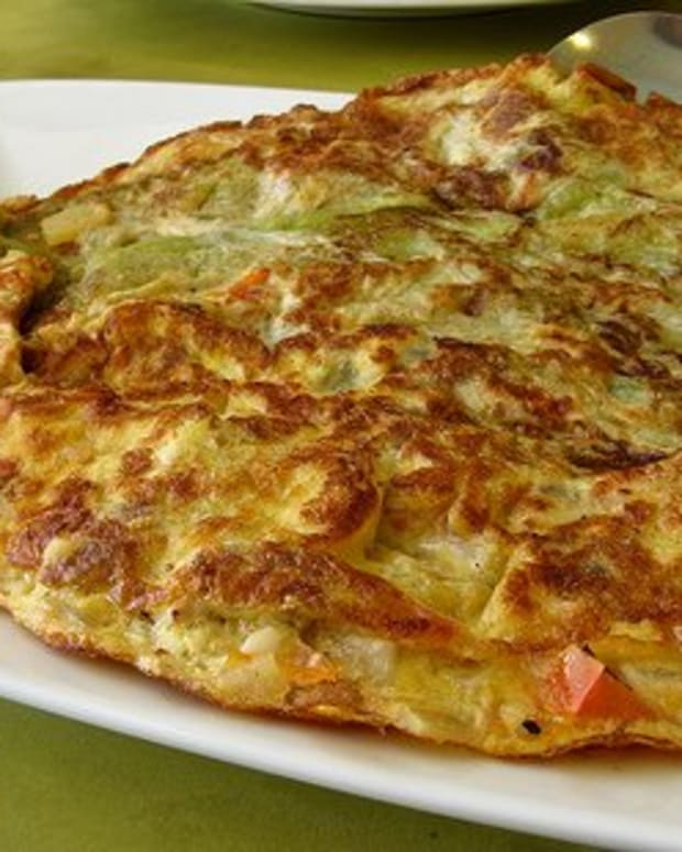 Tortang Talong - Fried Eggplant with Egg (Photo courtesy by dbgg1979 from Flickr.com)
