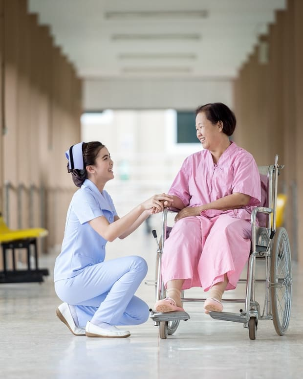 what-is-nursing-care