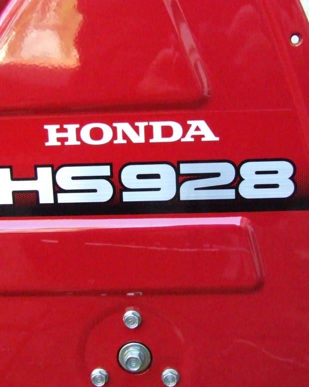 honda-snow-blower-track-drive