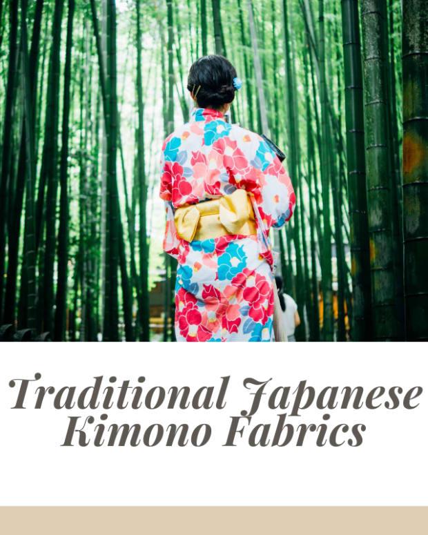 kimono-fabrics