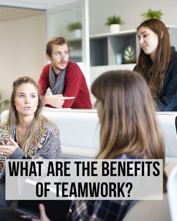 15  - 合作工作场所的优点