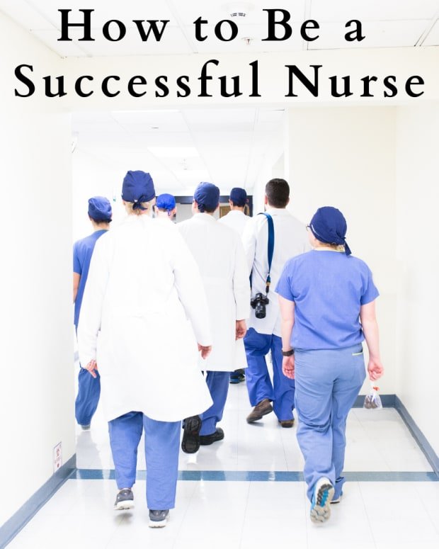 如何成功的护士
