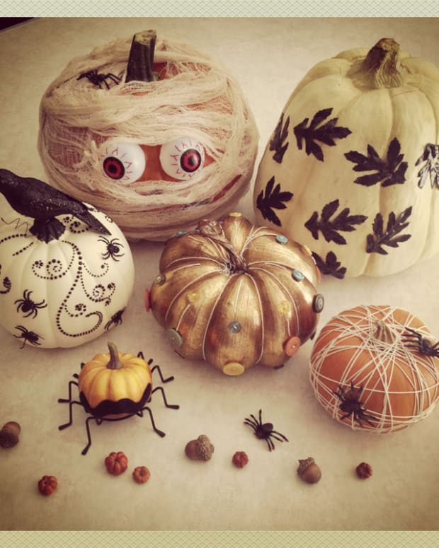no-carve-halloween-pumpkins-ideas-for-decorating-pumpkins